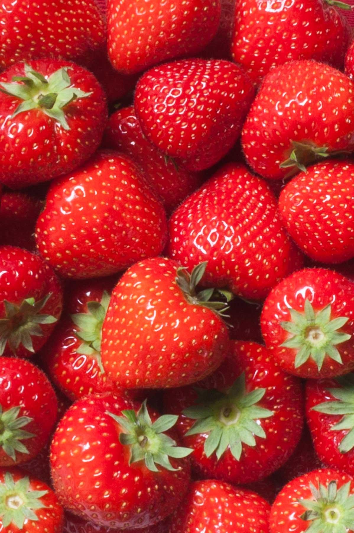 Quelques fraises