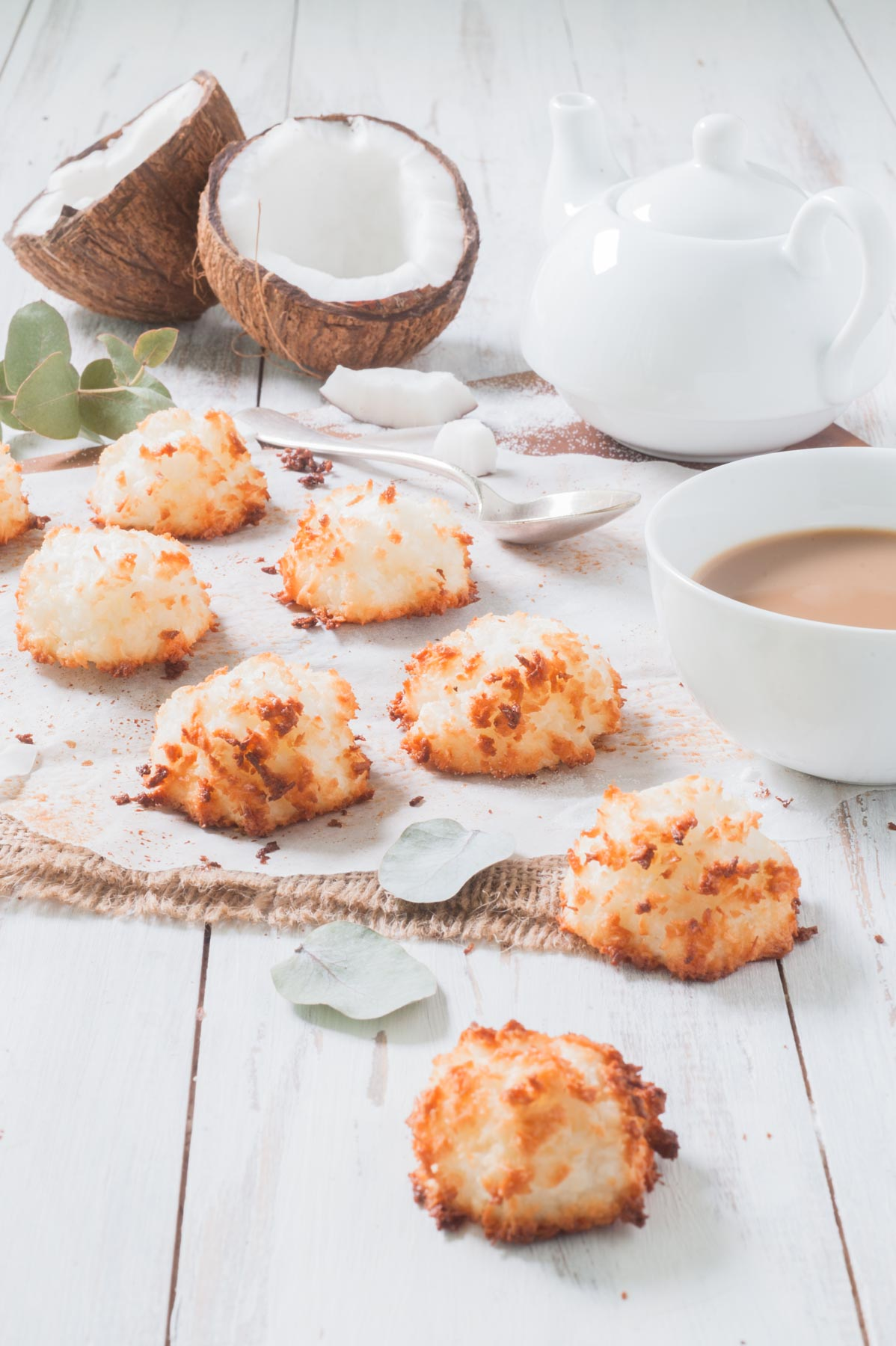 Rochers au coco ou Congolais